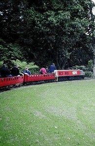 Esplanade Miniature Railway